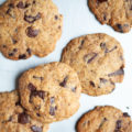 chip cookies vegan